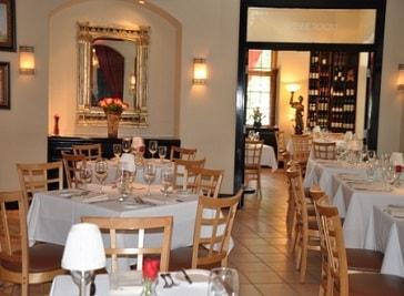 Cadot Restaurant in Dallas