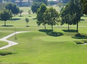 Cedar Crest Golf Course in Dallas