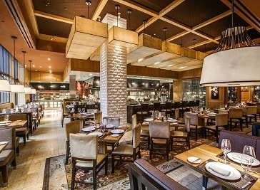 Fearing's Restaurant in Dallas