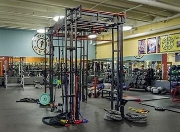 Gold's Gym in Dallas