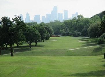 Stevens Park Golf Course in Dallas